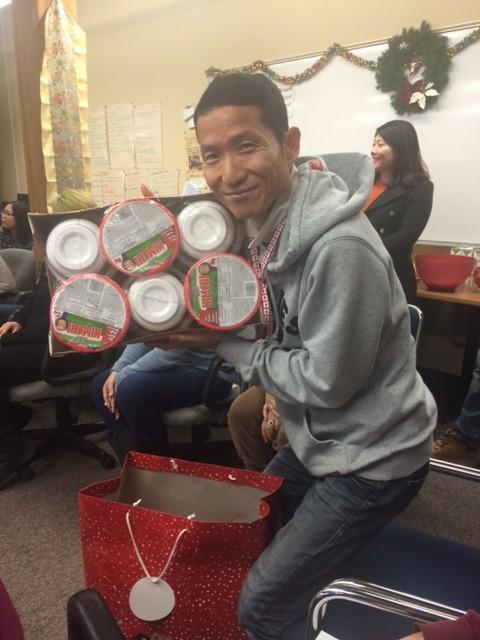 Christmas Gift Exchange 3