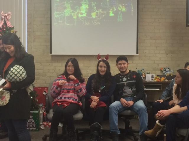 Christmas Gift Exchange 4