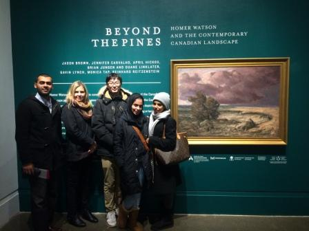 Visit to Art Museum 3