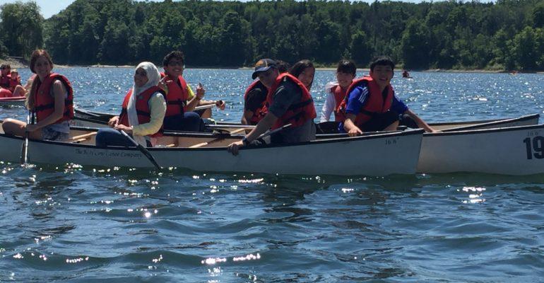 Canoeing - Kelso Park2